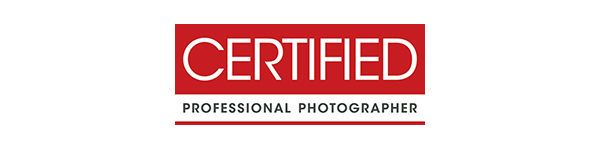Carolyn Huff is Certified through Professional Photographers of America