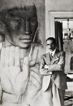 Ramos Martinez ca 1931