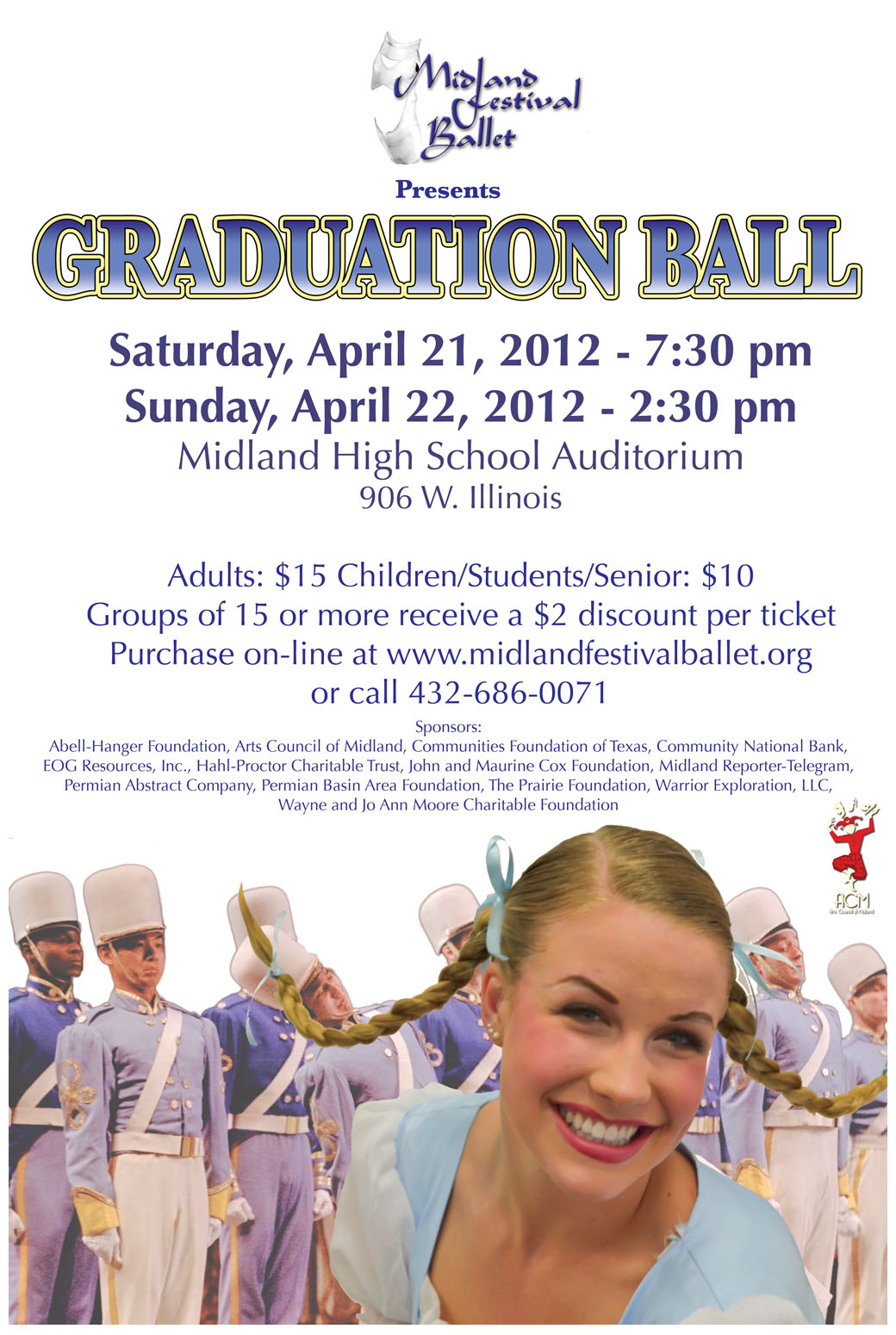 Graduation Ball, April 2012