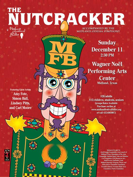 The Nutcracker, December 2011