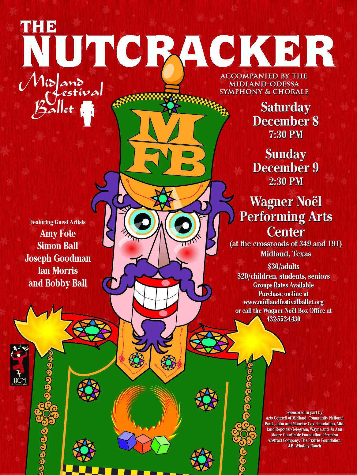 The Nutcracker, December 2012