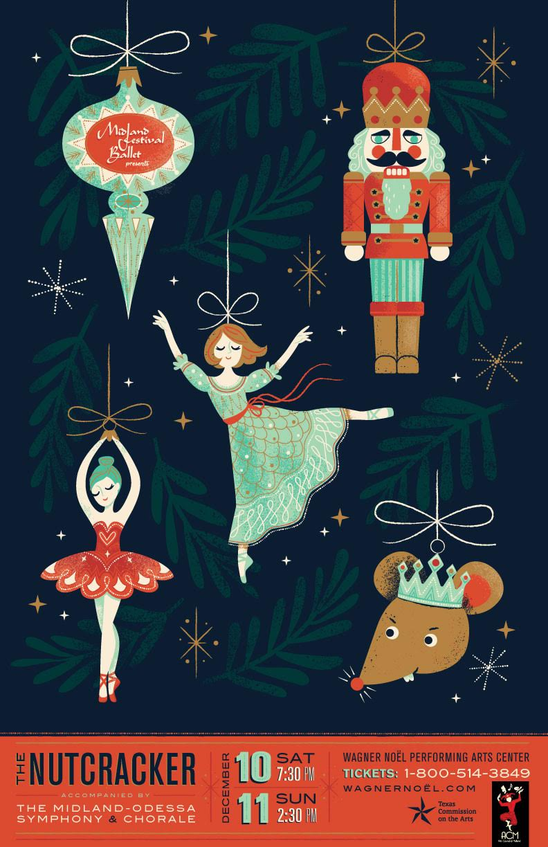 The Nutcracker, December 2017