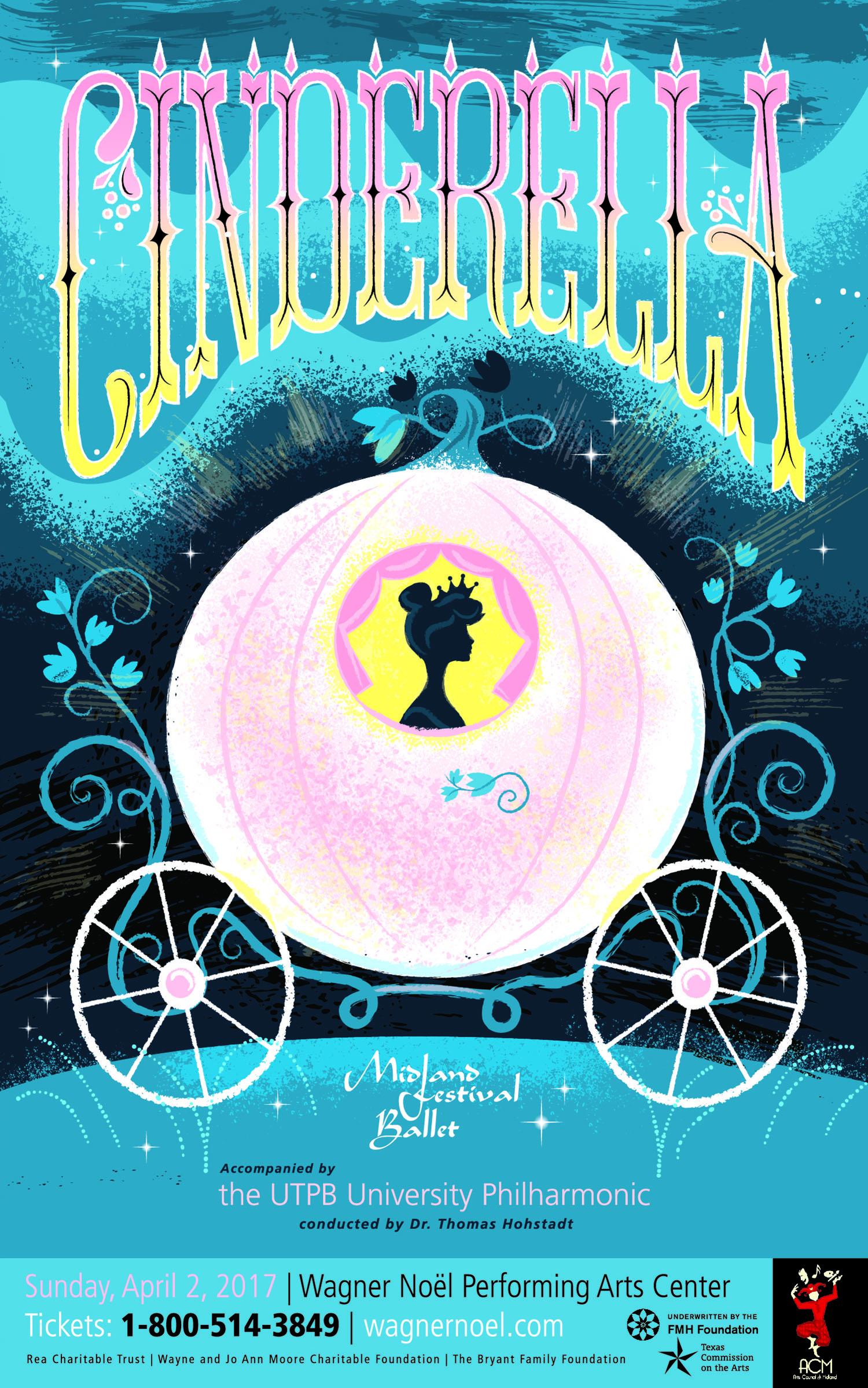 Cinderella, April 2017