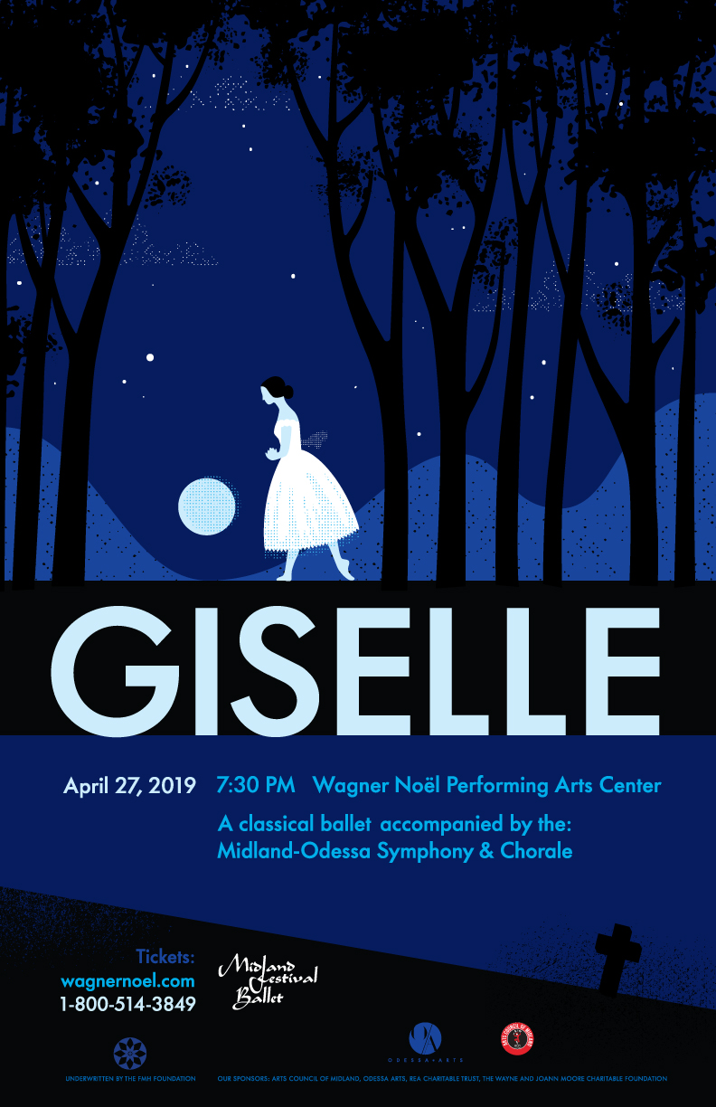 Giselle, April 2019