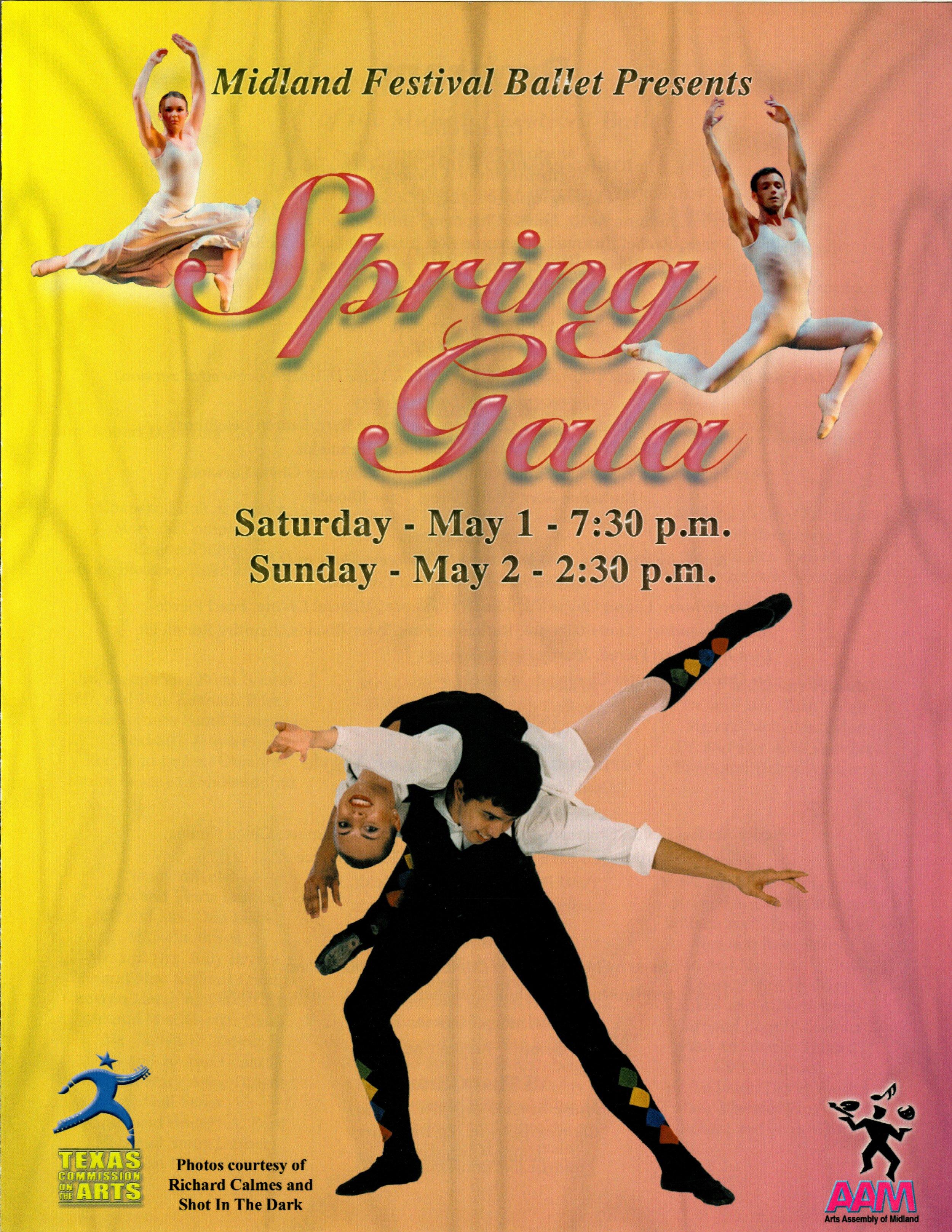 Spring Gala, May 2010