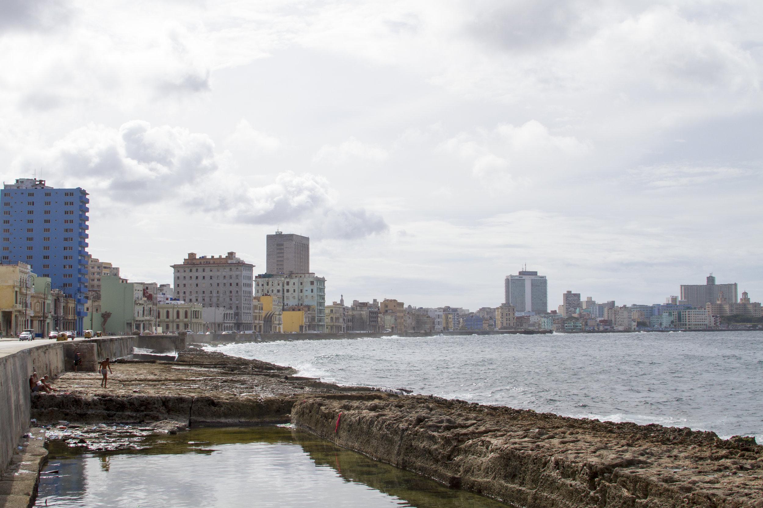 The Malecón