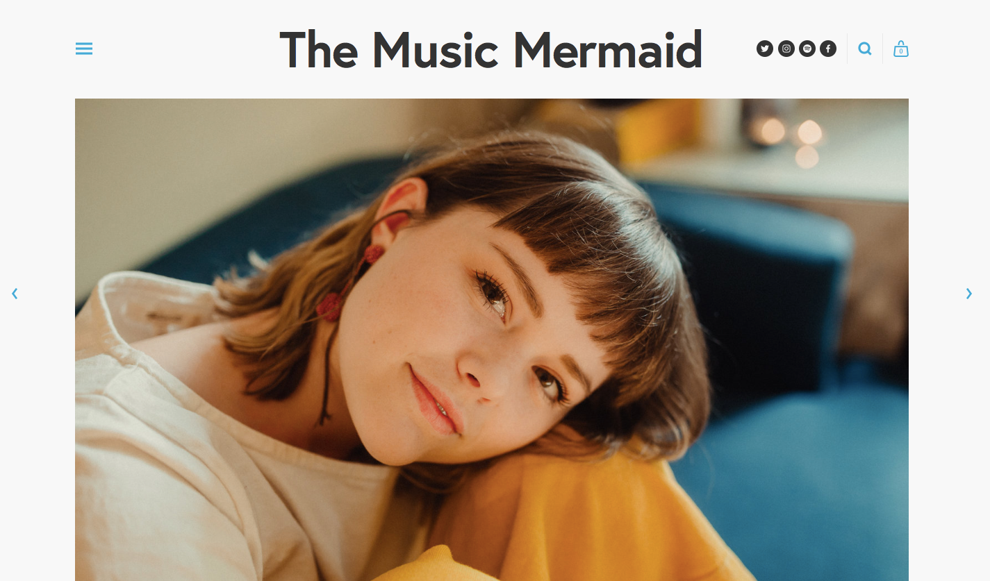 The Music Mermaid
