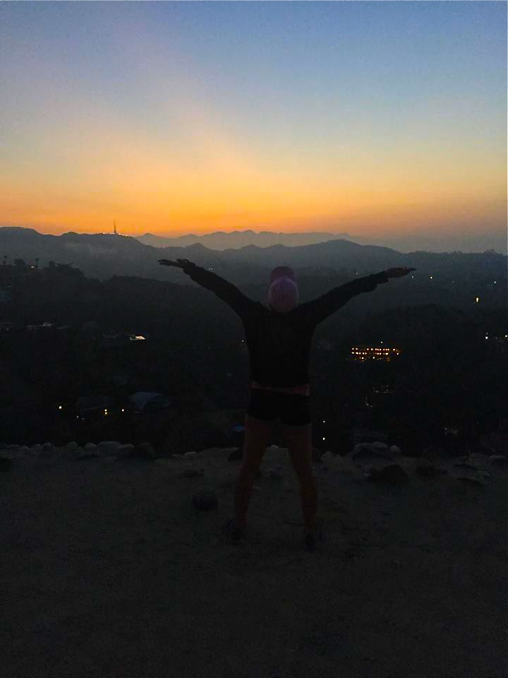 Reopening Day at Runyon 5:30am Sunrise.