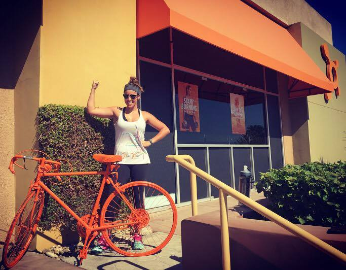 I took Cathy and Iva's classes at the Palm Desert Orangetheory located at     73-470 El Paseo #7, Palm Desert, CA 92260. They were both very friendly and great instructors!