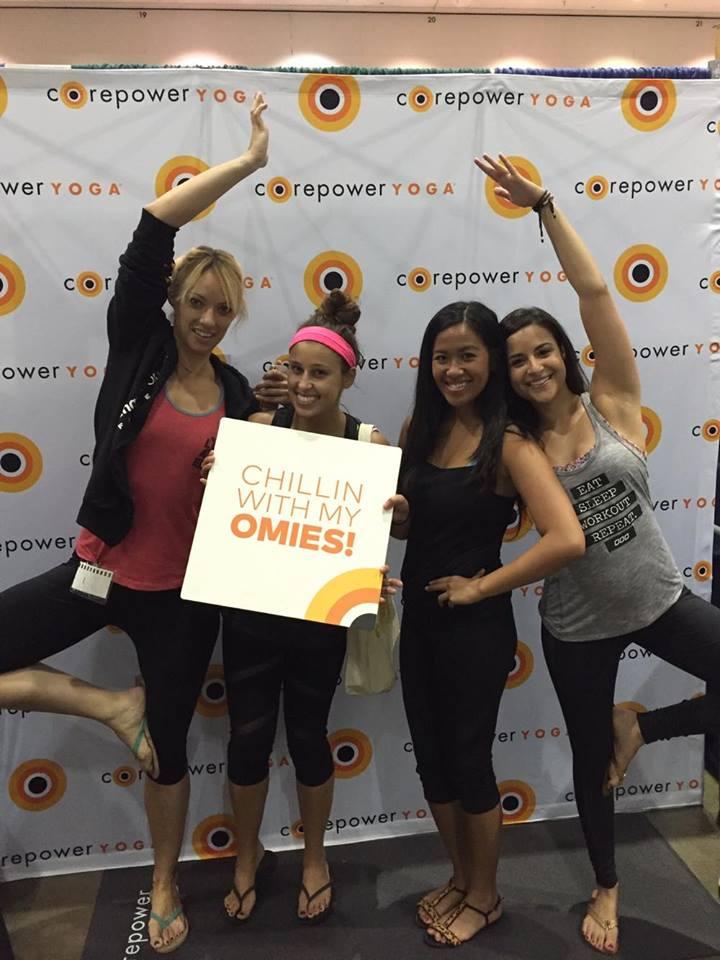 COREPOWER YOGA WEBSITE:  http://www.corepoweryoga.com/