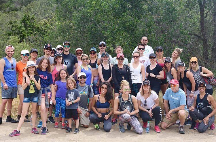 Los Liones Trail: Pacific Palisades, CA