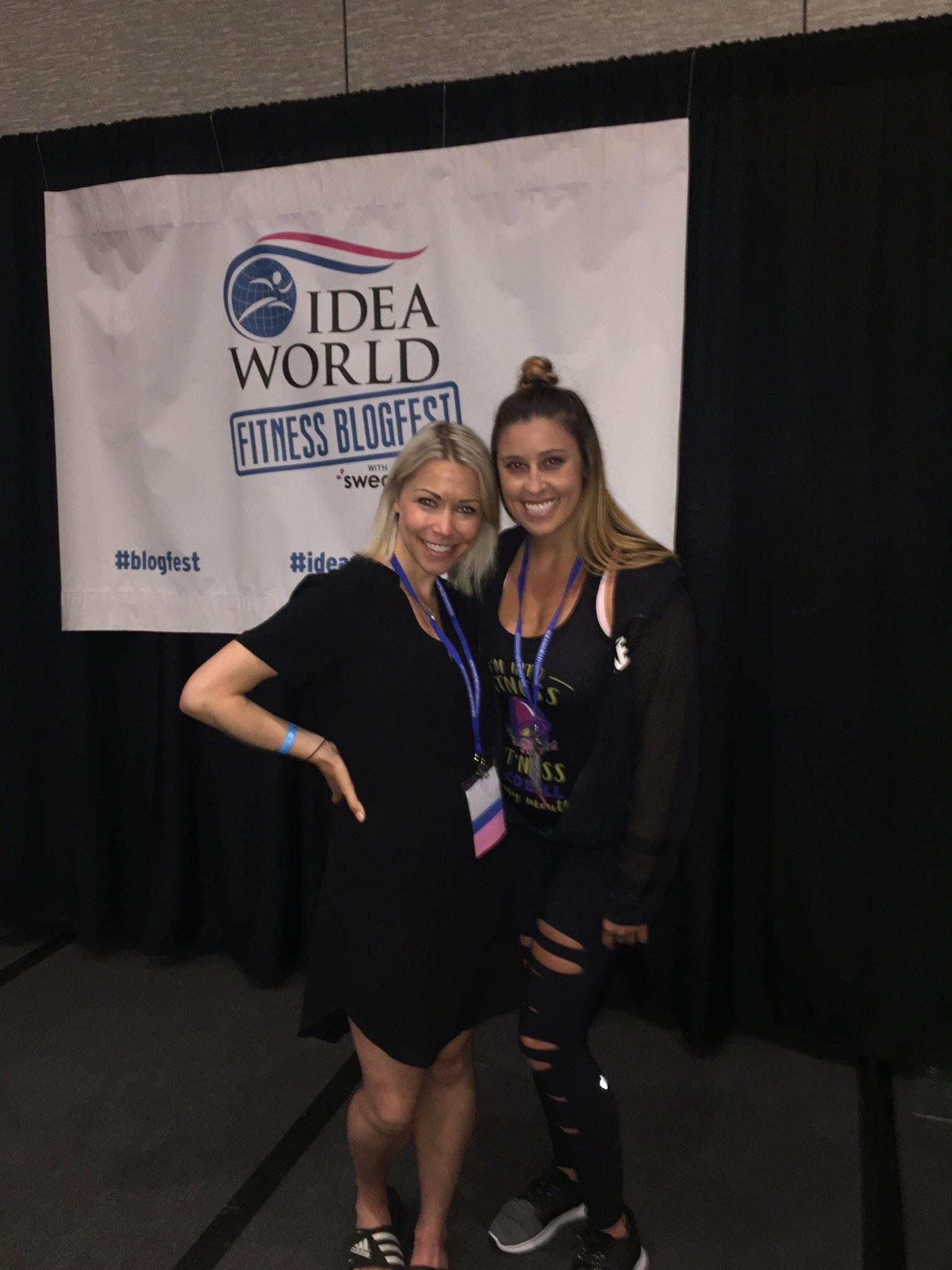 Had the pleasure to meet the incredible blogger & nutritionist  Gigi Eats Celebrities !