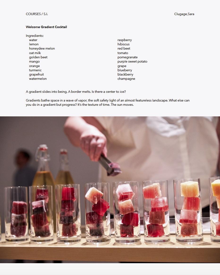 Gradient Cocktail  recipe by Sara Clugage