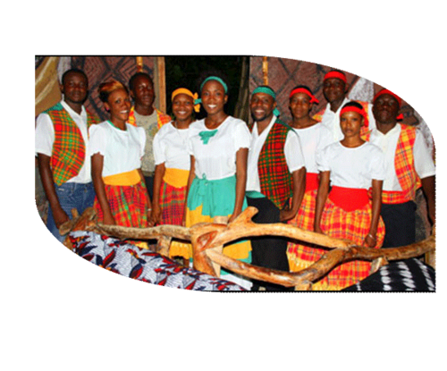 Join us at the Safari Deck Restaurant every Saturday from 7pm for a pageant of authentic   African Drumming & Dance      performed by local artists, and a toe-tapping   History of Jamaican Music from Reggae to Dance Hall  .   You can drink and dine while you watch or not, but don't be surprised to find yourself on the dance floor by the end of the evening.