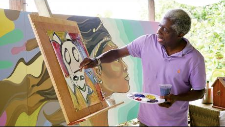 GLEANER: Art Aficionados Gather At Great Huts To Celebrate The Legacy Of Gene Pearson -
