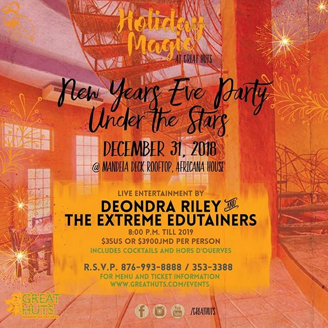"""Best 2018 New Years Party - RSVP today!"""
