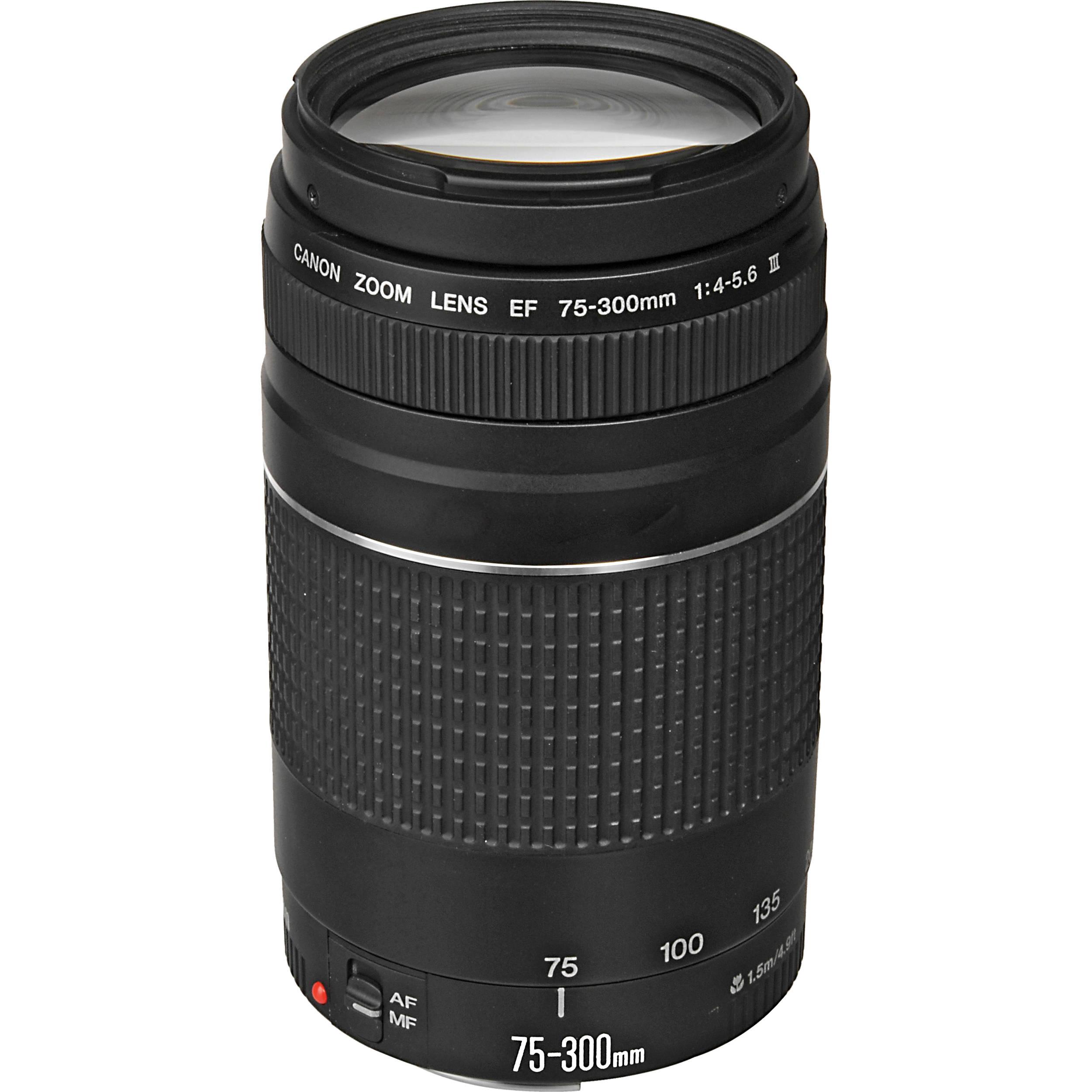 75-300mm F/4-5.6