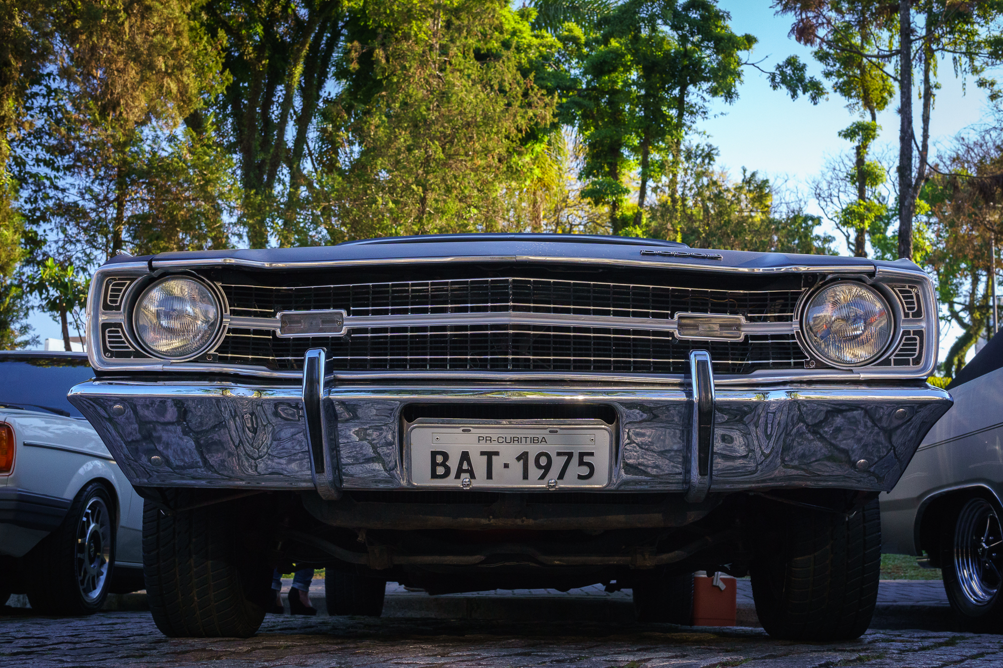 Dodge Charger Front Grille