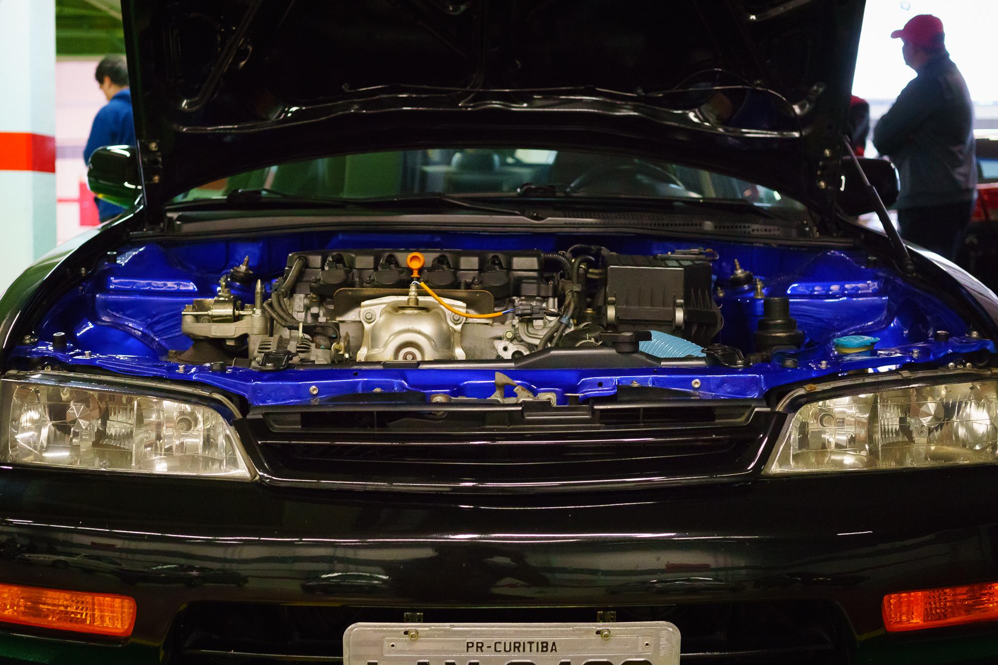Honda Accord with Motorswap