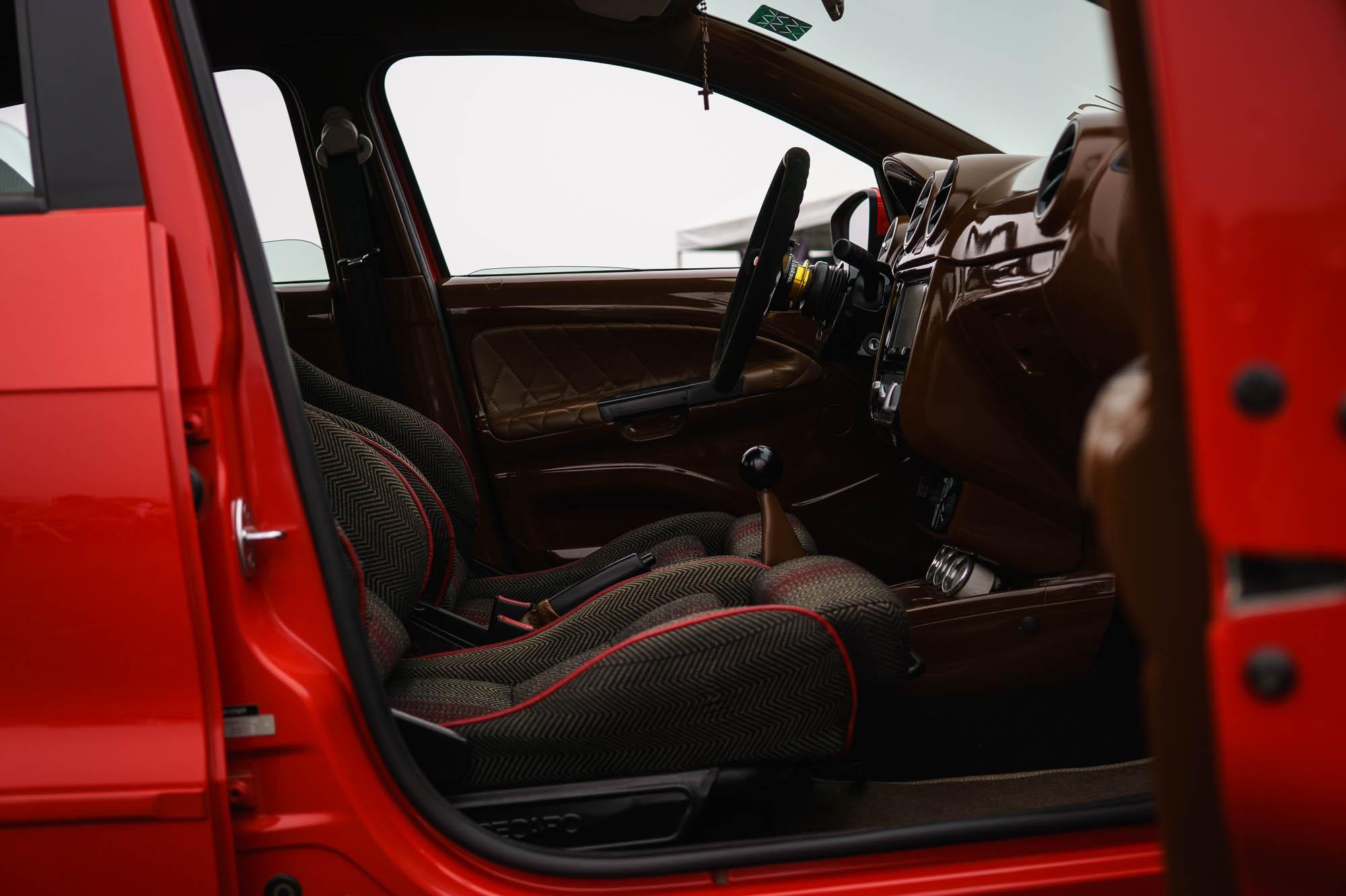 Interior Fantastic Car