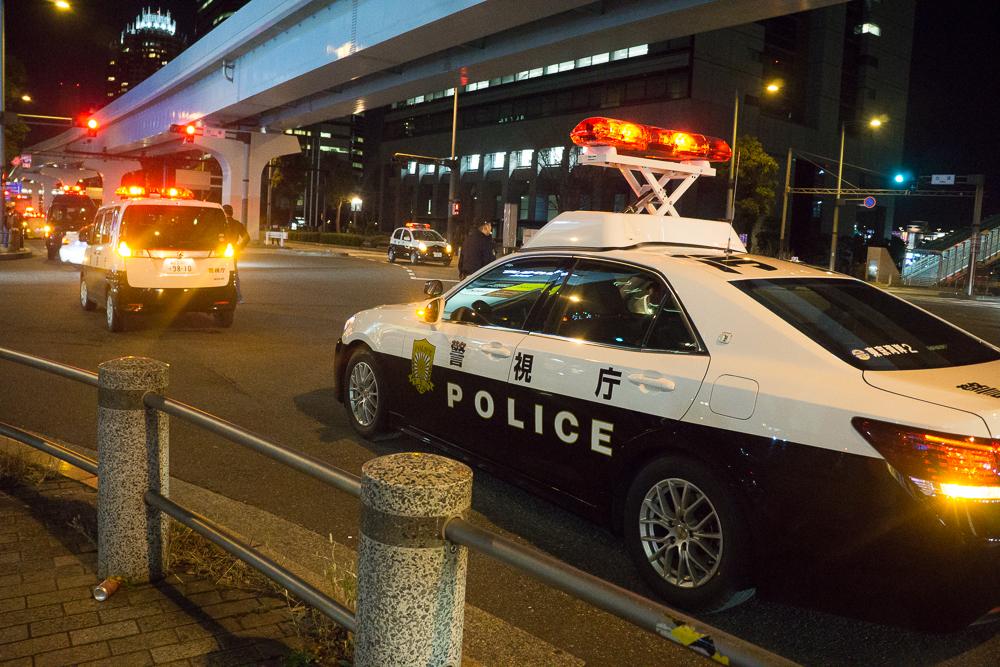 The Police Fresh Tokyo Car Meet