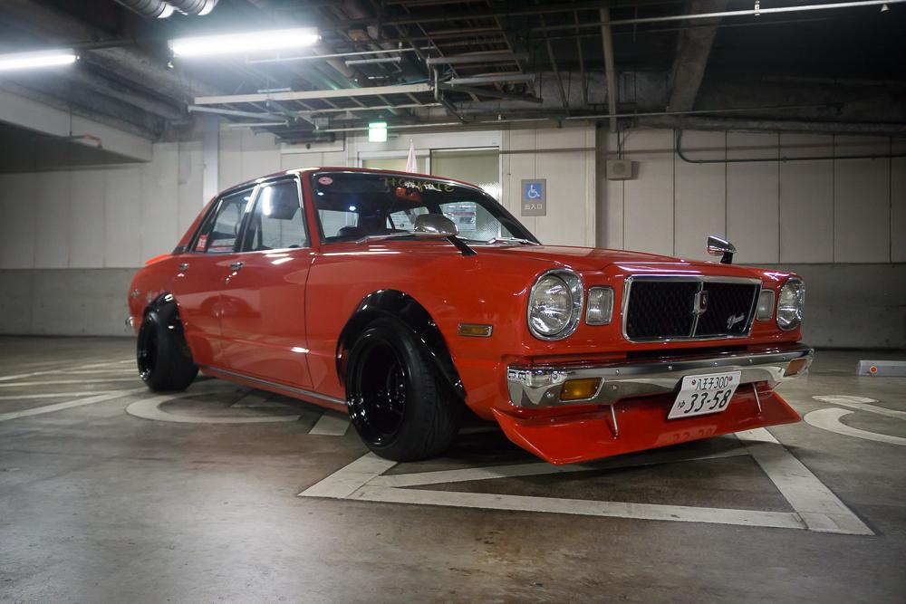 Skyline Fresh Tokyo Car Meet