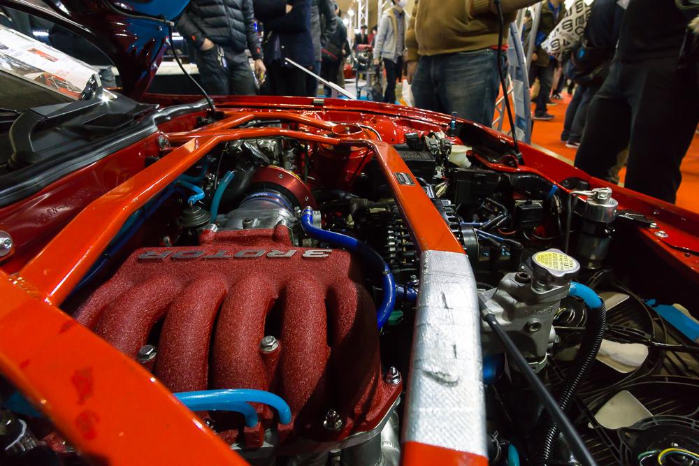 Triple Rotor Glory Tokyo Auto Salon