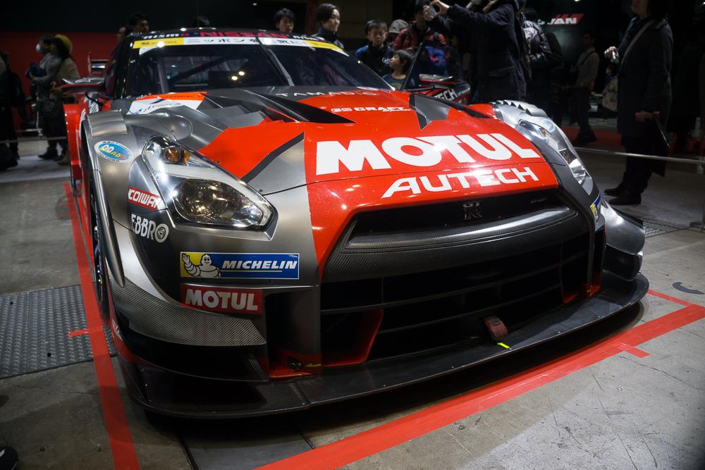 Nissan GTR racer