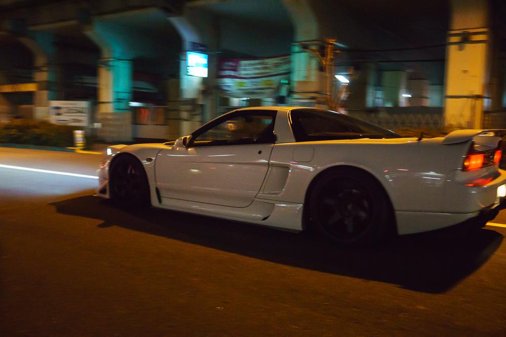 Honda NSX Akhibara DX Parking Garage