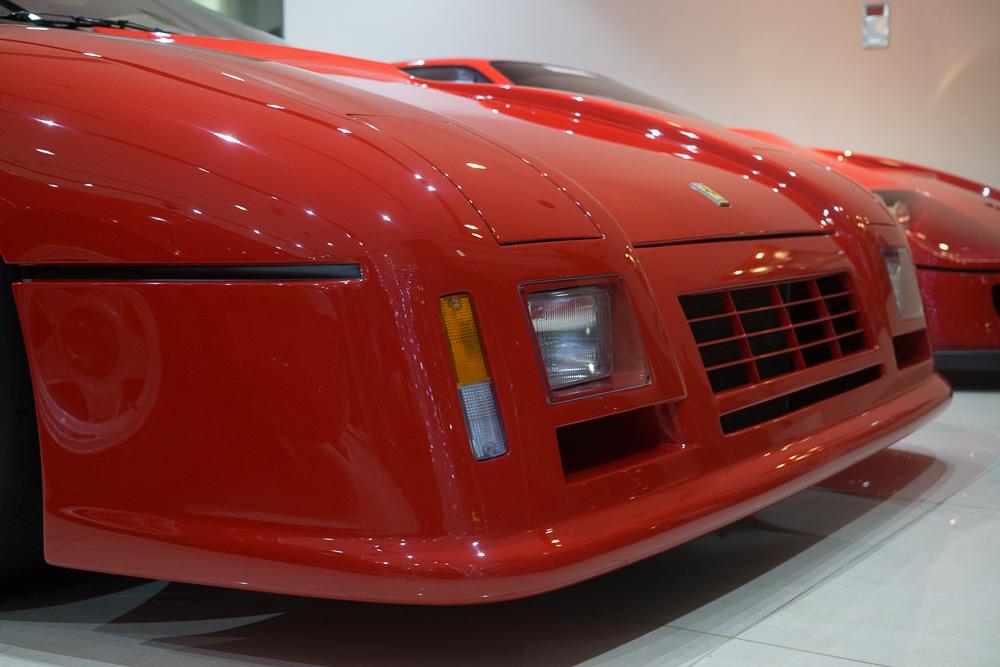 Ferrari 288 GTO Evoluzione Bingo Sports world
