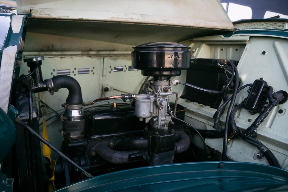 Vauxhall 4 Cylinder Motor