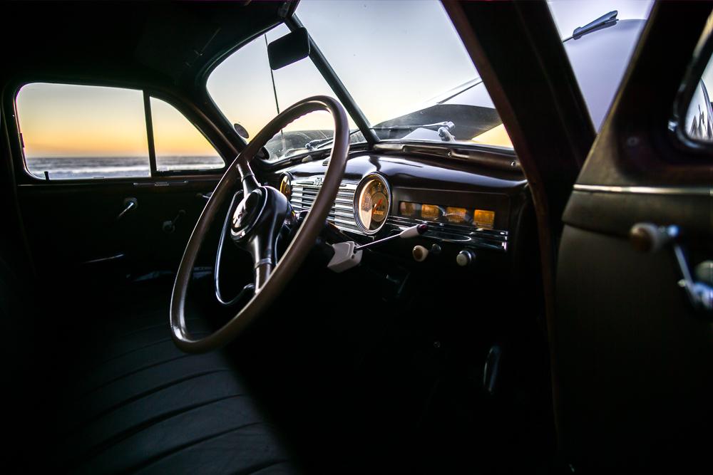 Fleetmaster Interior Driver's Side