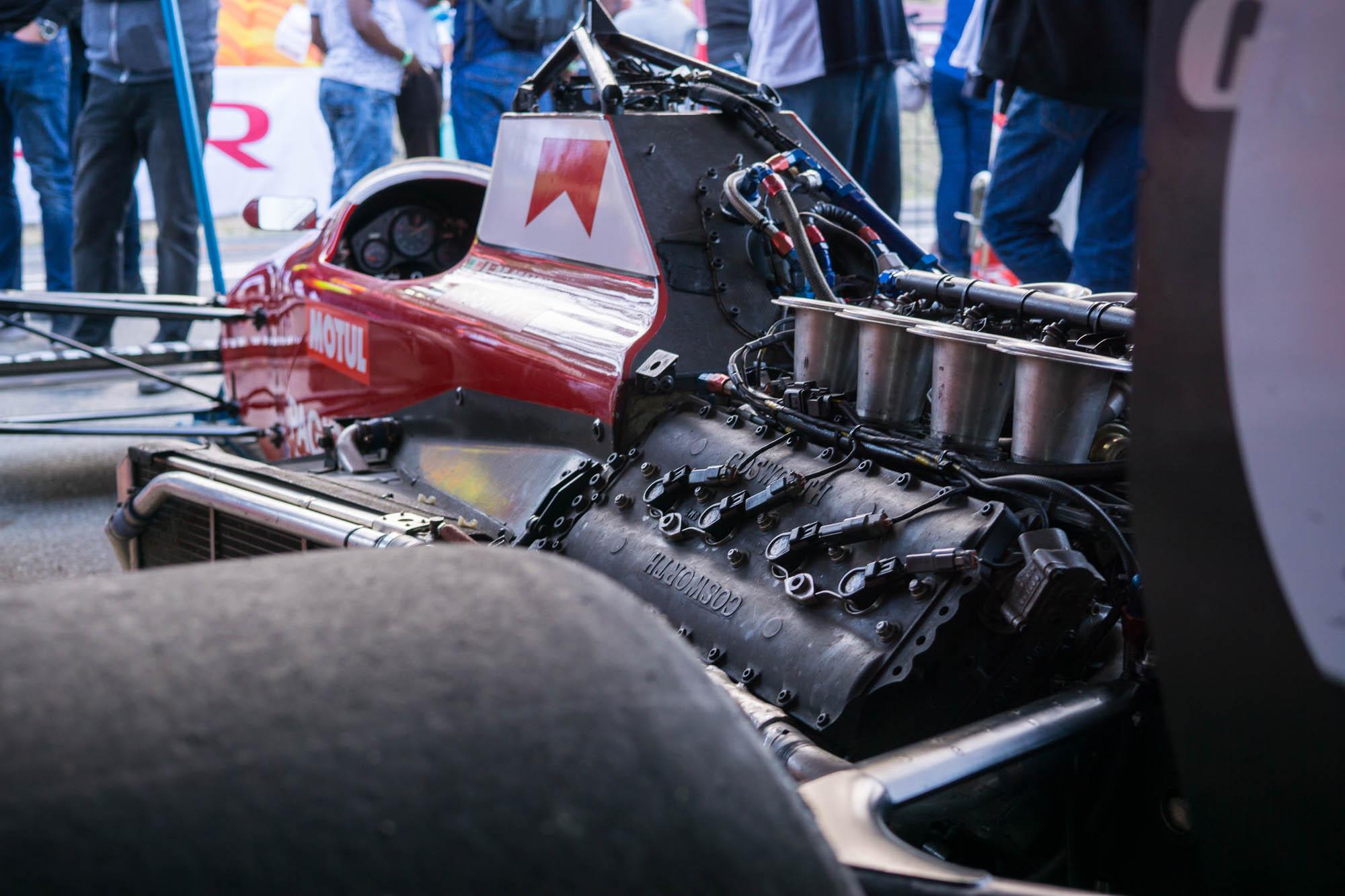 Cosworth V8 Formula 1 motor