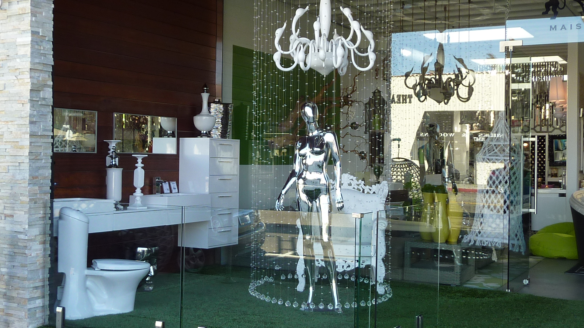 MB Storefront, West Hollywood..