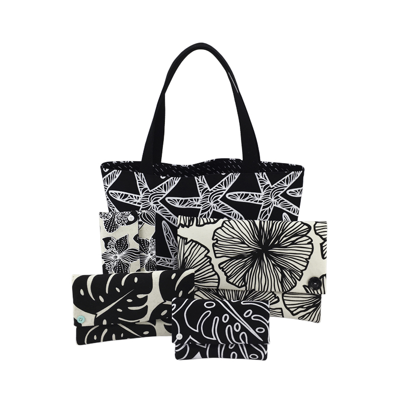 Jana Lam Black and White collection • Made in Hawaii