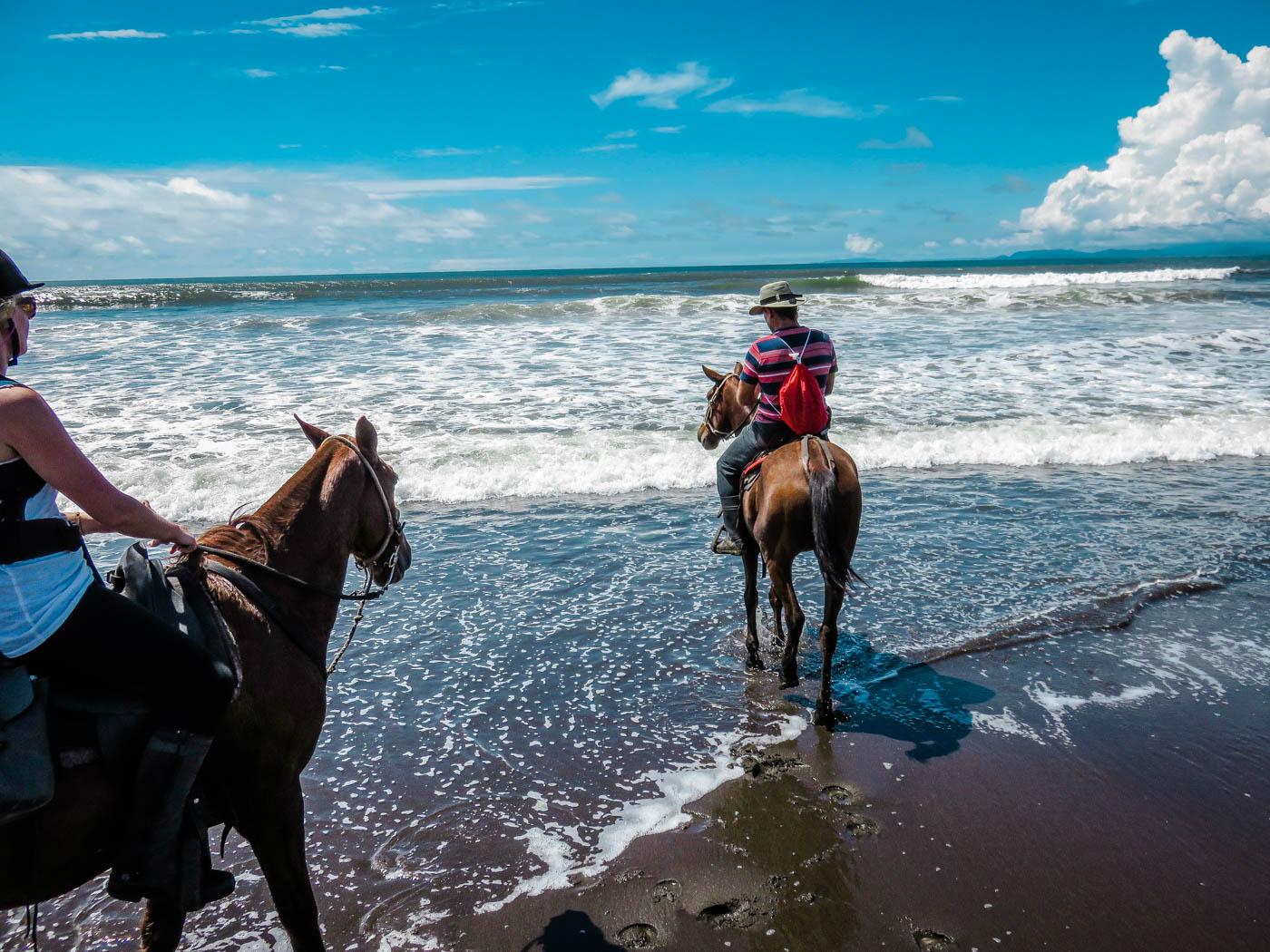 Costa Rica Travel - Horse Riding Adventure I Rainforest I Beach I The Discoveries Of Travel Blog #traveltips #holidaydestinations-1.jpg