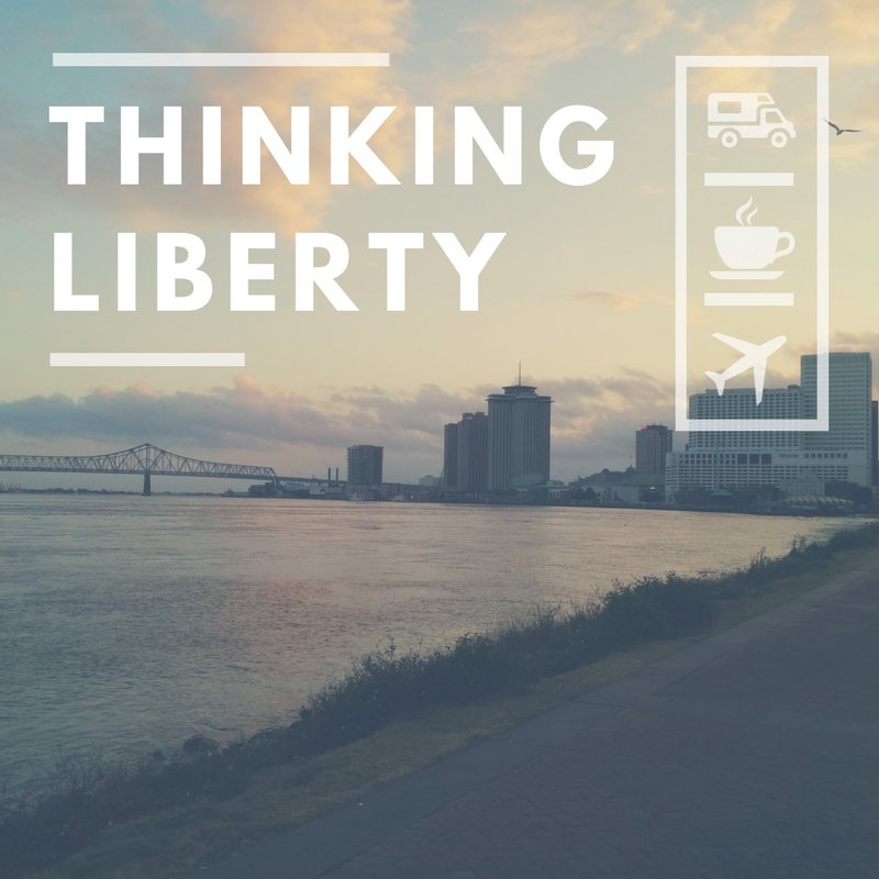 Interview on the Thinking Liberty Podcast. A travel podcast hosted by Zach and Sarah Varnell. Where they dive into other ways that people are living free, travel-oriented lifestyles.  Click to listen.