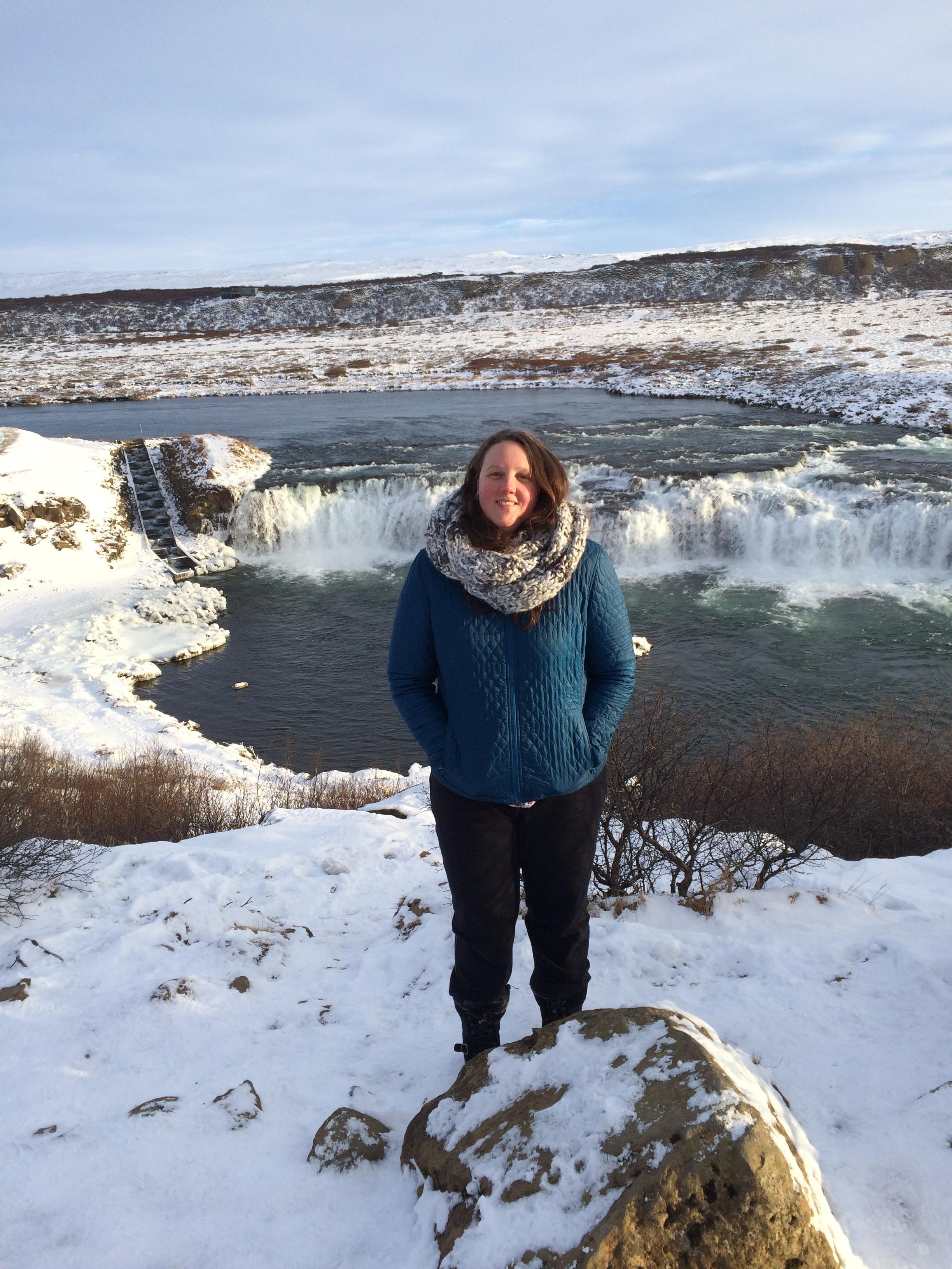 Tahlee in Iceland.JPG