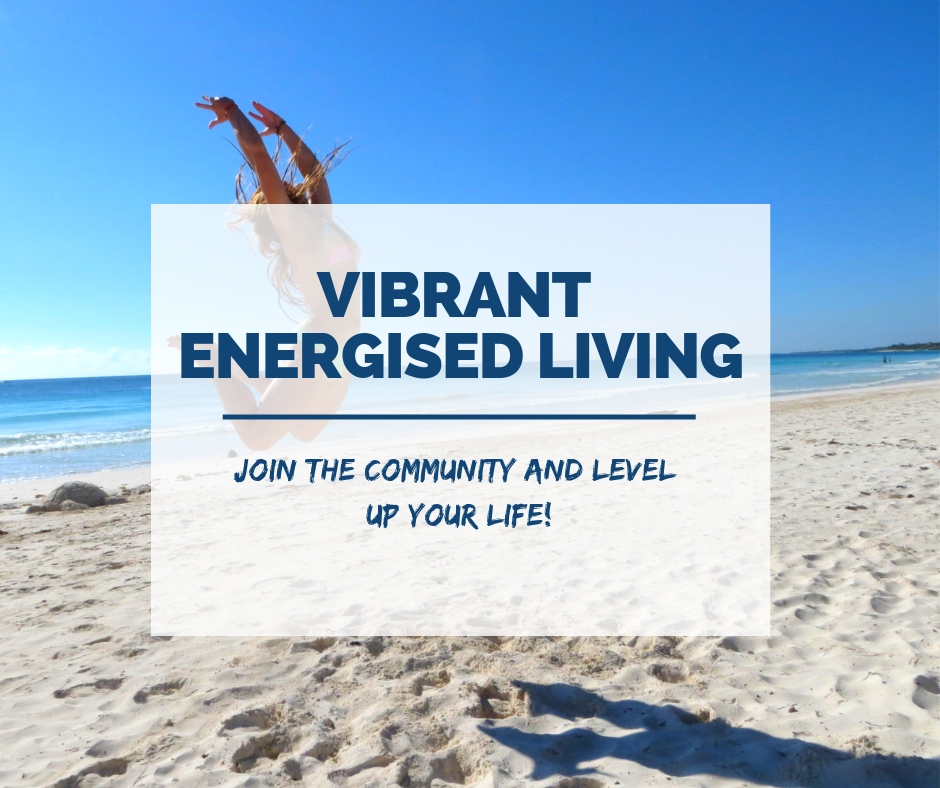 Are you looking for a like minded community to help you stay vibrant and energised? Are you looking to level up your life? Come and join us  …click here