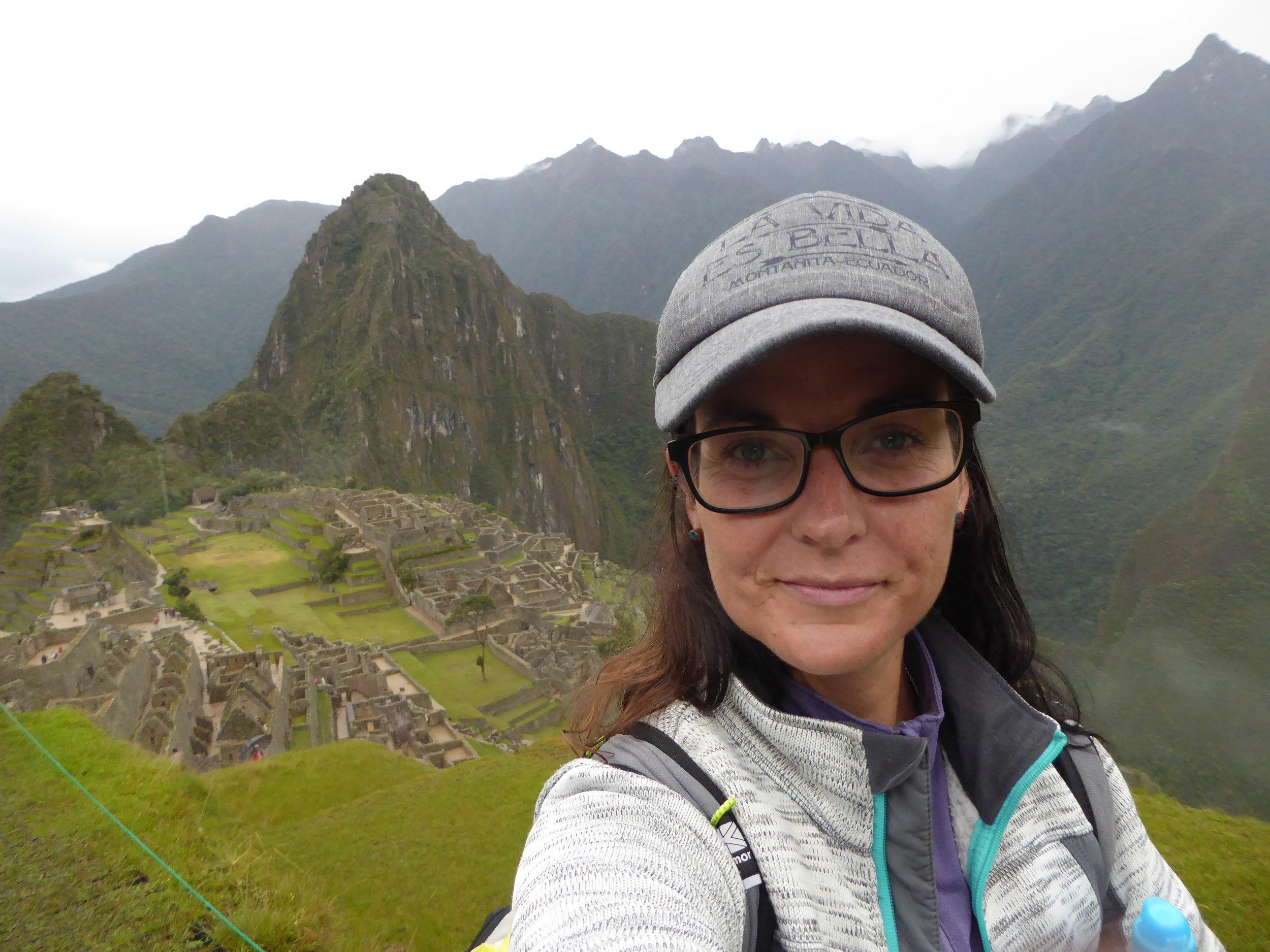 Mary-Helen Lockton Machu Piccu Peru.JPG
