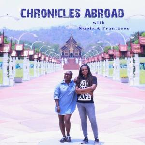 Interview on with Nubia and Frantzces on the Chronicles Abroad Podcast. We talked about my sporting and travelling adventures and the challenge of returning home after travel.  Click to listen.