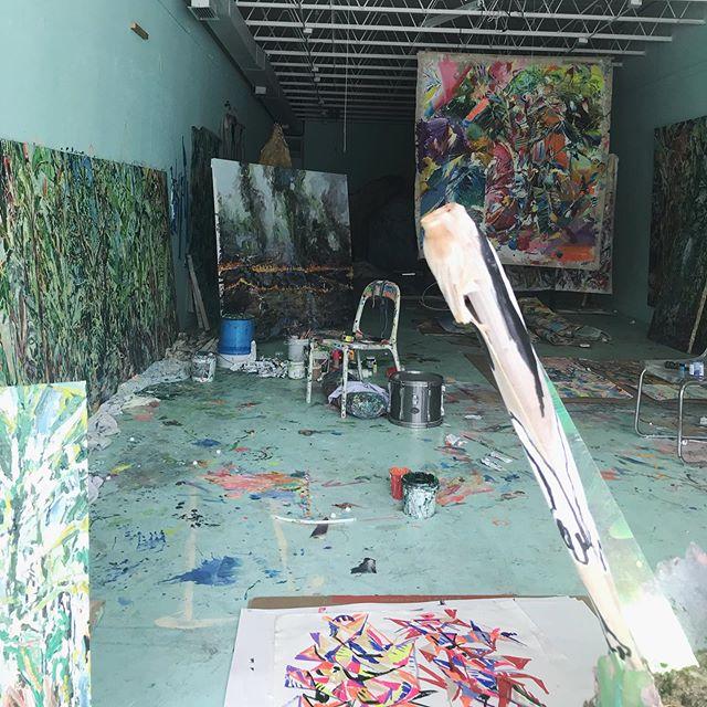 Not my studio 🎨
