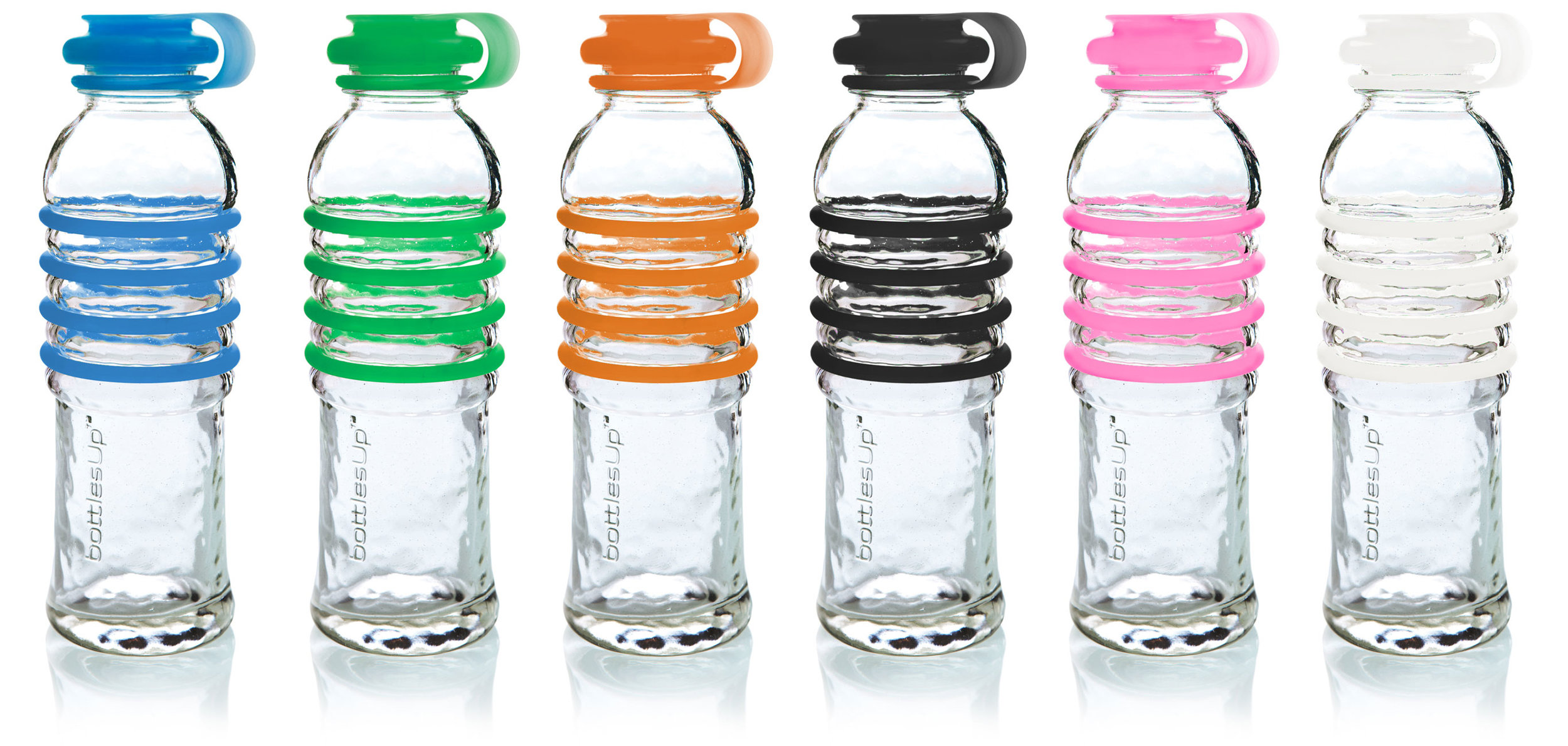 These are cool with their ribbed (for your pleasure - haha) rubber grips -  BottlesUp