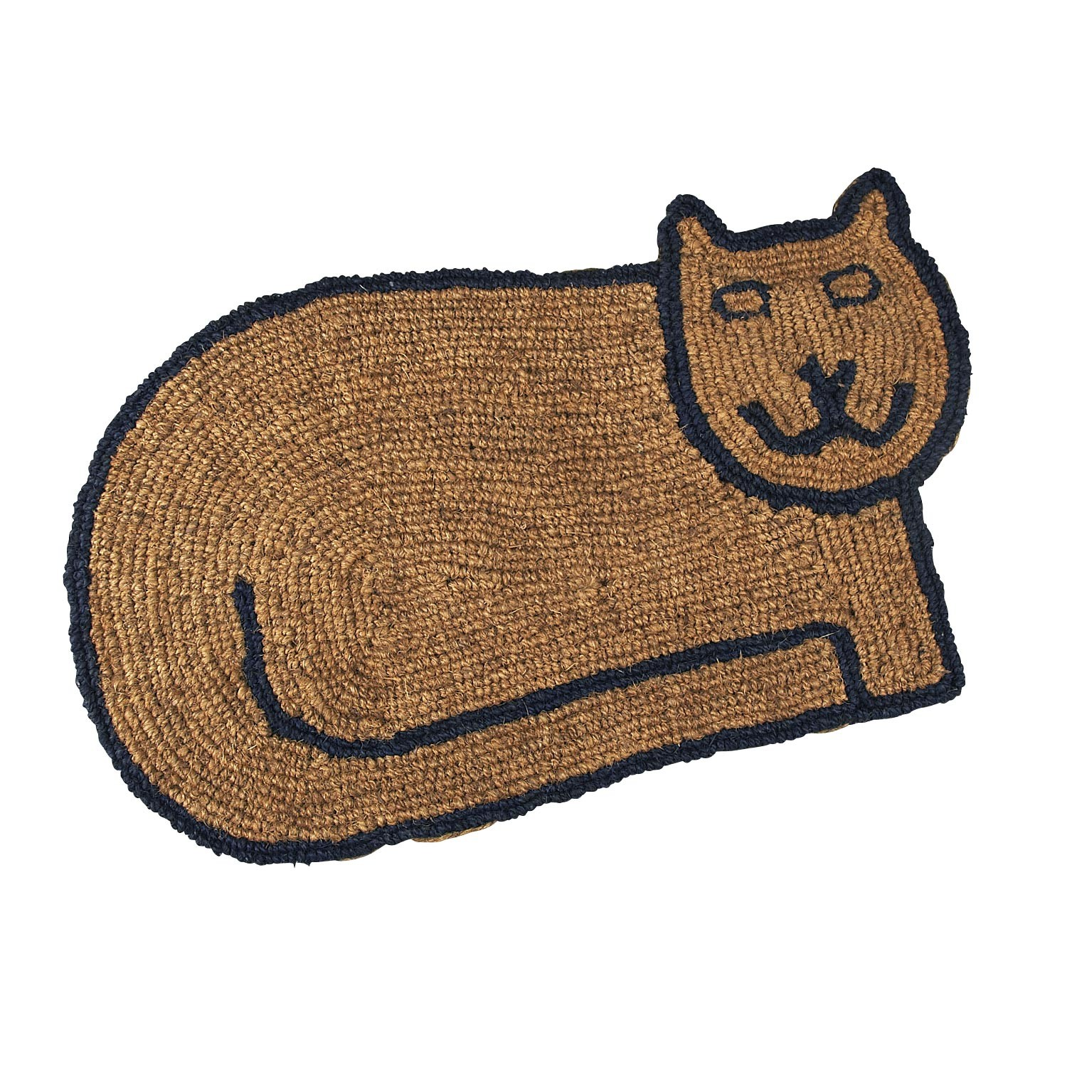 Kitty Clean Doormat  - $40 - made out of coir fiber, which is from the outer brown husks of a coconut - water resistant and durable