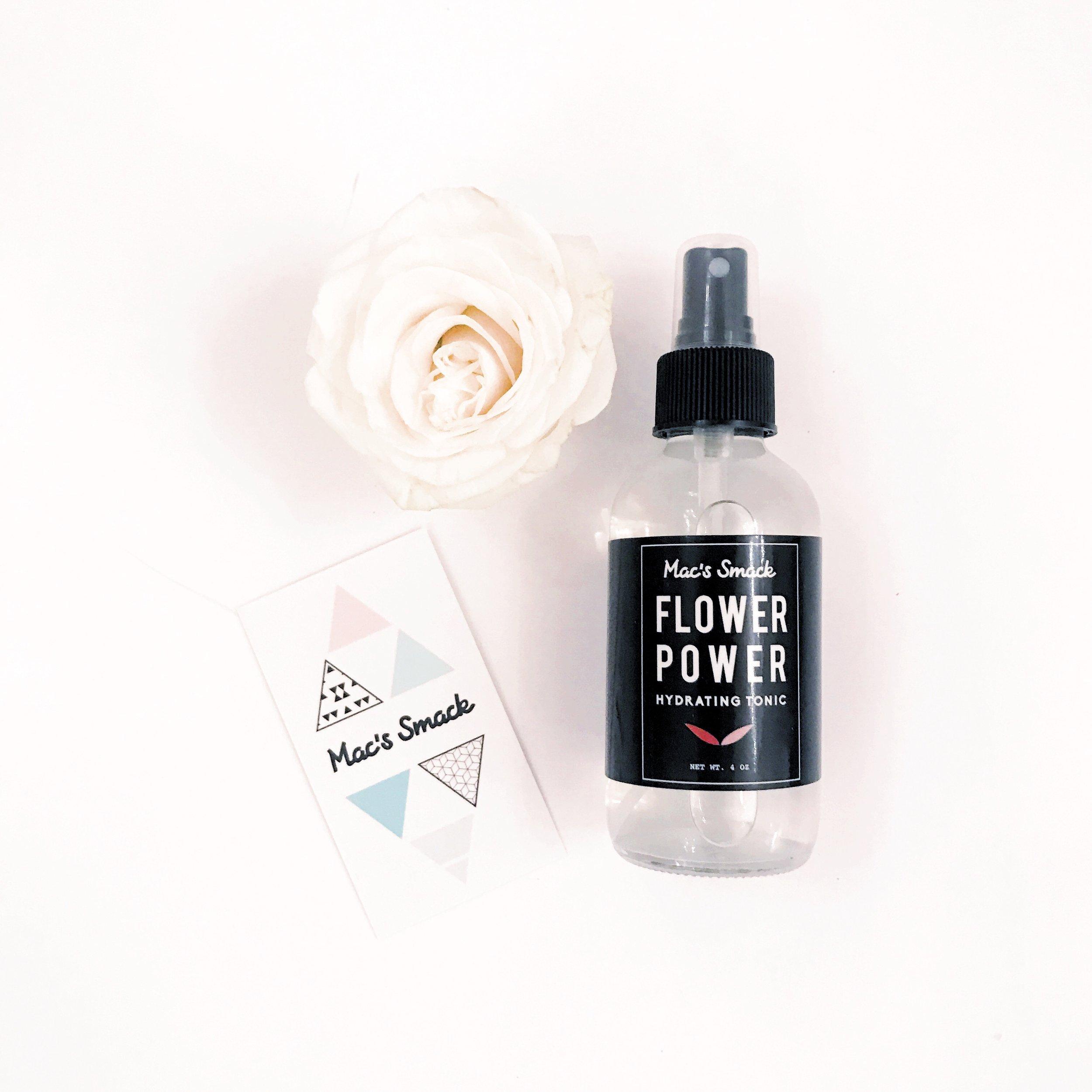 Flower Power Hydrating Tonic