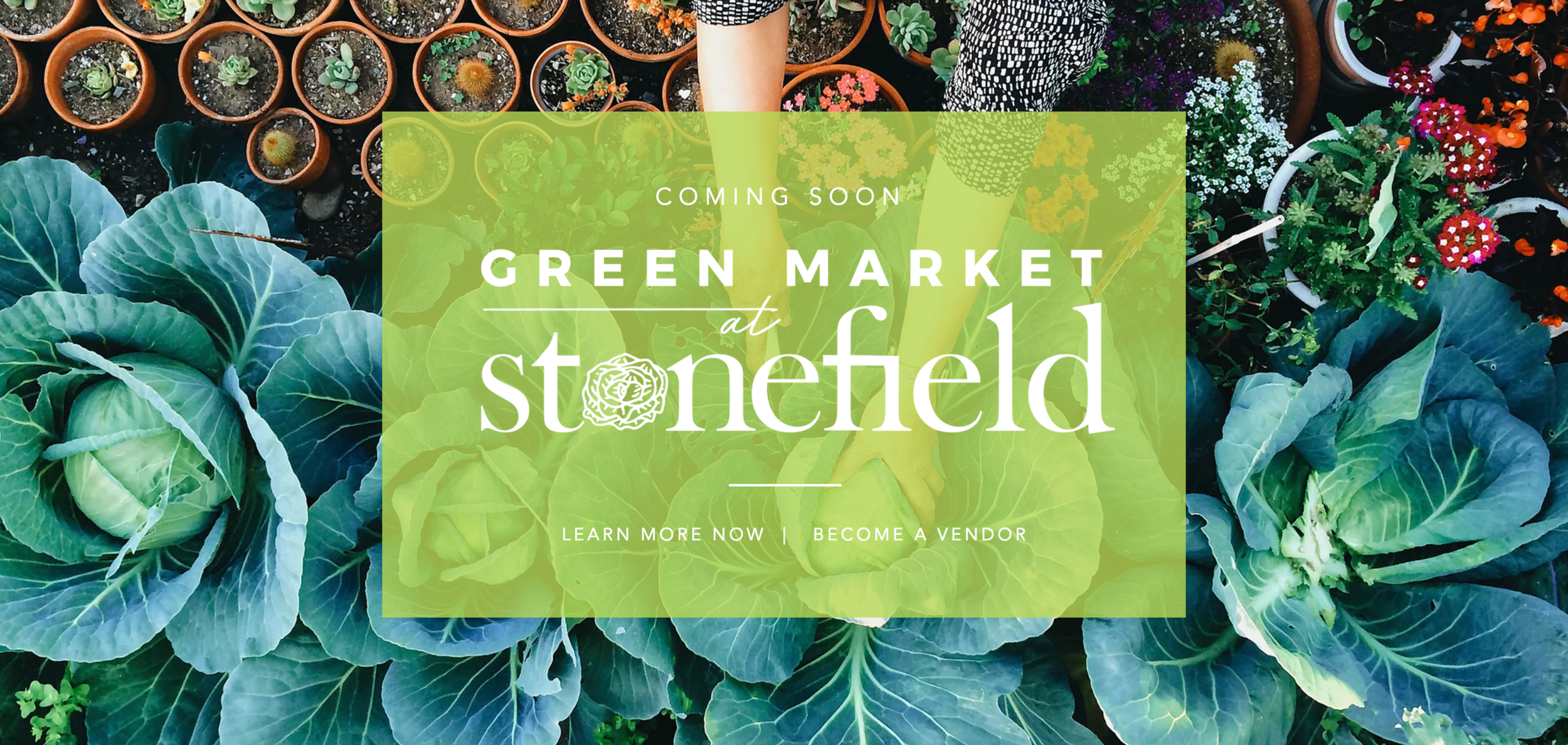 Green Market at Stonefield