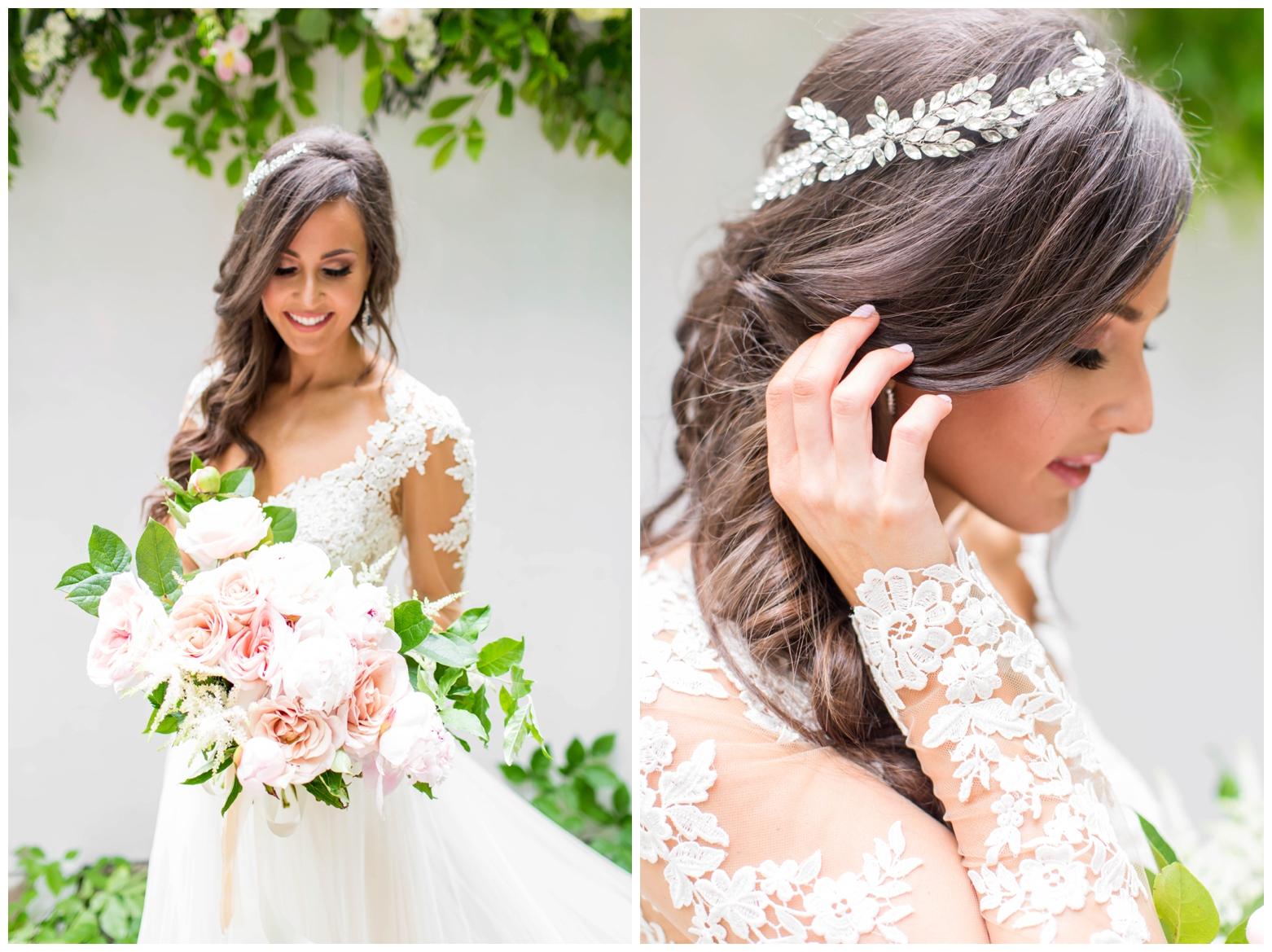 Caroline Doll Styled Wedding