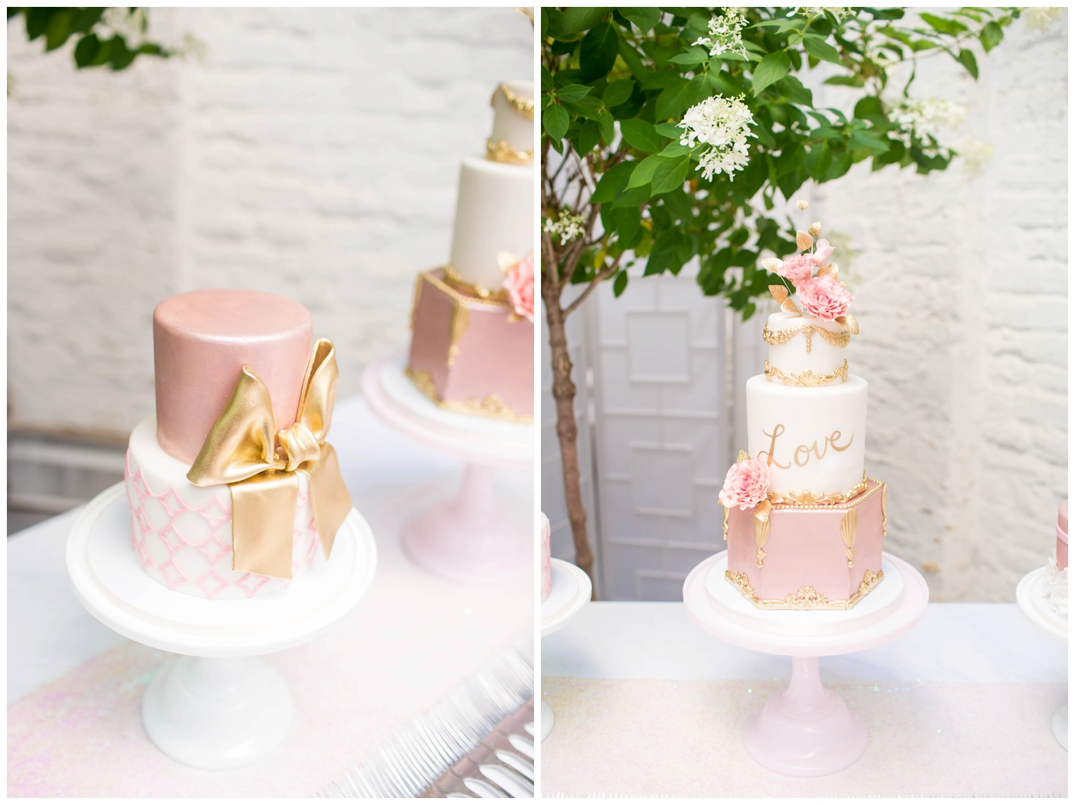 The Caroline Doll Cake