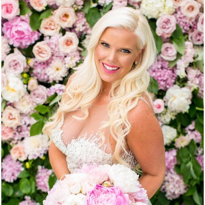 The Caroline Doll Wedding