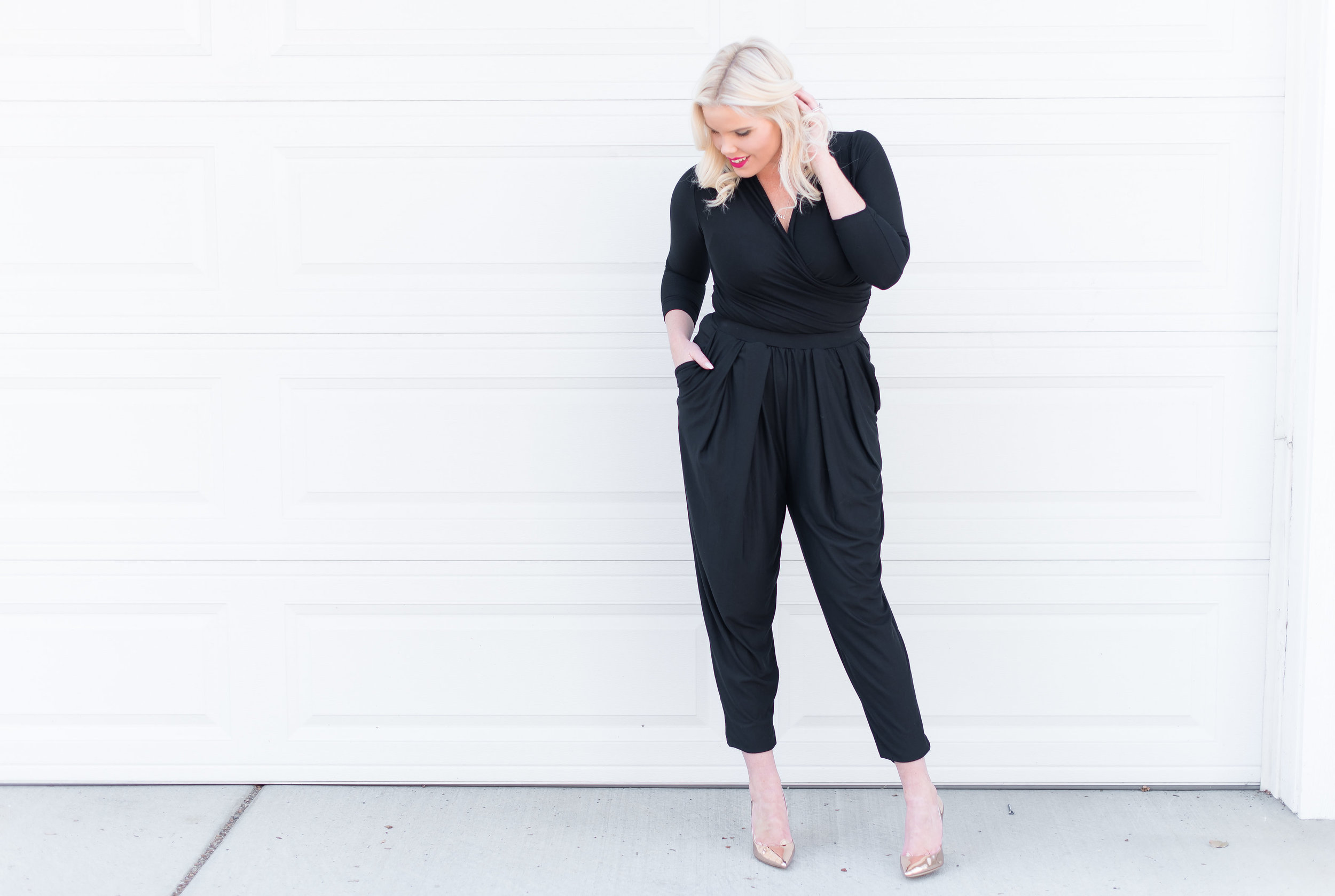 Poppy Row Hangover Pant in black!